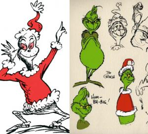 Dr. Seuss, Chuck Jones, And The Grinch