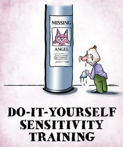 Do-It-Yourself Sensitivity Training