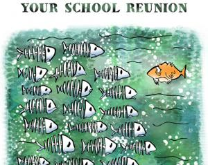 The Fish Who Waited Too Long To Attend His School Reunion